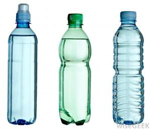 plastic-water-bottles