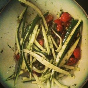 corgette pasta